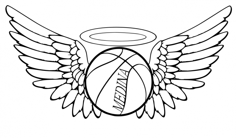 Logo hecho por Medina